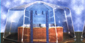 Product Details Our Spa Dome Is Made From The Same 12 Mil Clear Vinyl As  Our Pool Domes And Helps To Enclose And Protect Your Spa From The Elements.